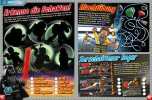 LEGO Star Wars Magazin #30 - Vorschau Seiten 14 und 15