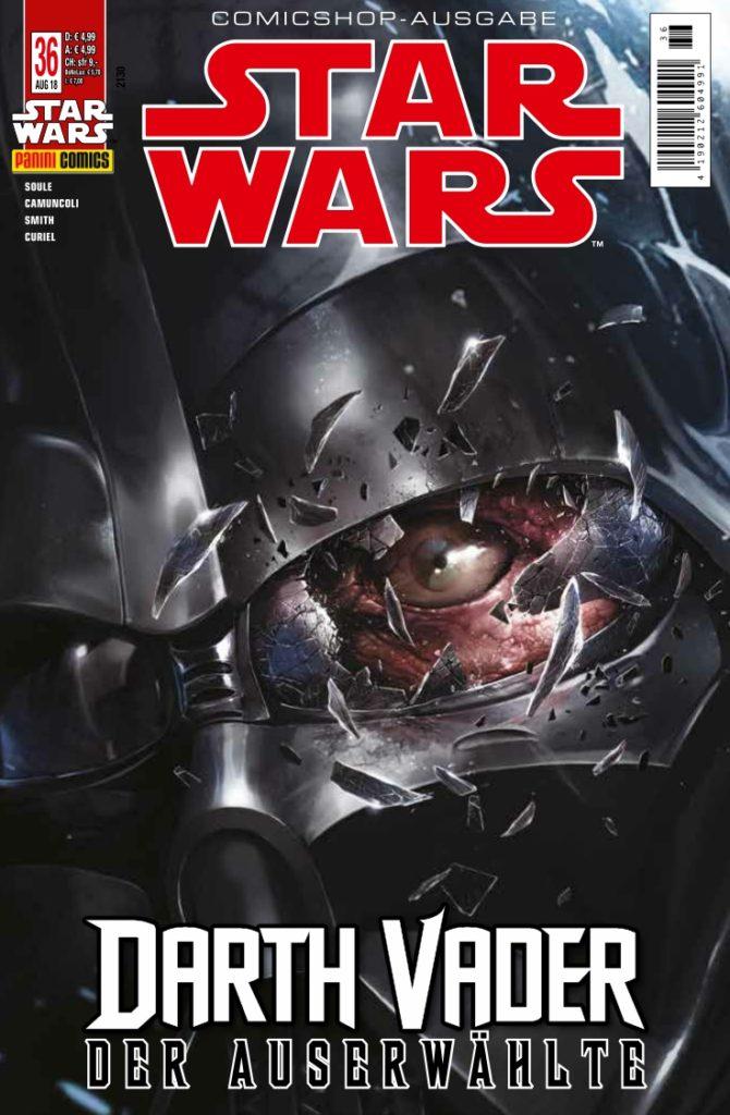 Star Wars #36 (Comicshop-Ausgabe) (25.07.2018)