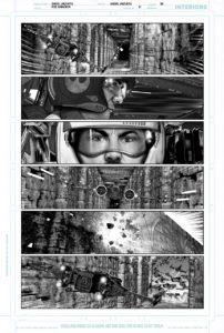 Poe Dameron #21 - Artwork-Vorschau 3