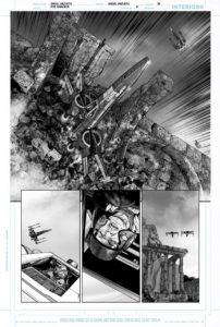Poe Dameron #21 - Artwork-Vorschau 4