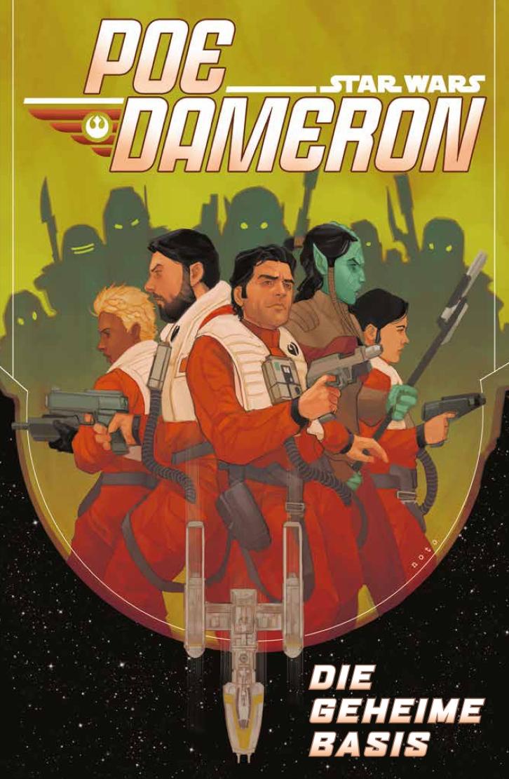 Poe Dameron III: Die geheime Basis (25.06.2018)