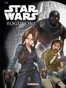 Rogue One - Junior Graphic Novel (französisches Cover)
