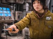 Kelly Marie Tran als Rose Tico in Die Letzten Jedi.