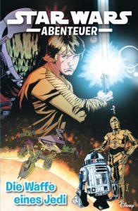 Star Wars Abenteuer, Band 1: Die Waffe eines Jedi (26.03.2018)