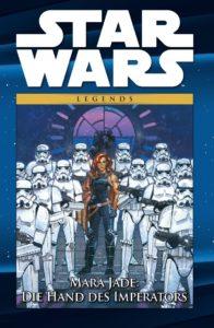 Star Wars Comic-Kollektion, Band 37: Mara Jade: Die Hand des Imperators (30.01.2018)