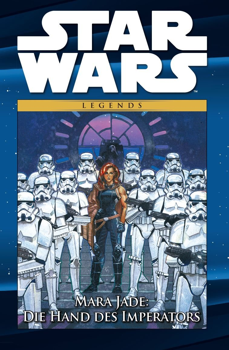 Star Wars Comic-Kollektion, Band 37: Mara Jade: Die Hand des Imperators (30.01.2018)
