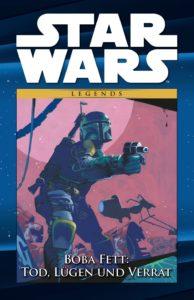 Star Wars Comic-Kollektion, Band 38: Boba Fett: Tod, Lügen und Verrat (27.02.2018)