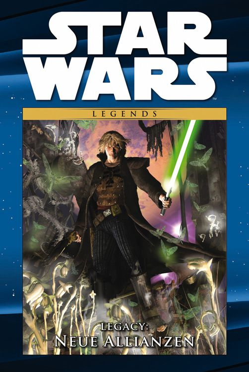 Star Wars Comic-Kollektion, Band 39: Legacy II: Neue Allianzen (27.02.2018)