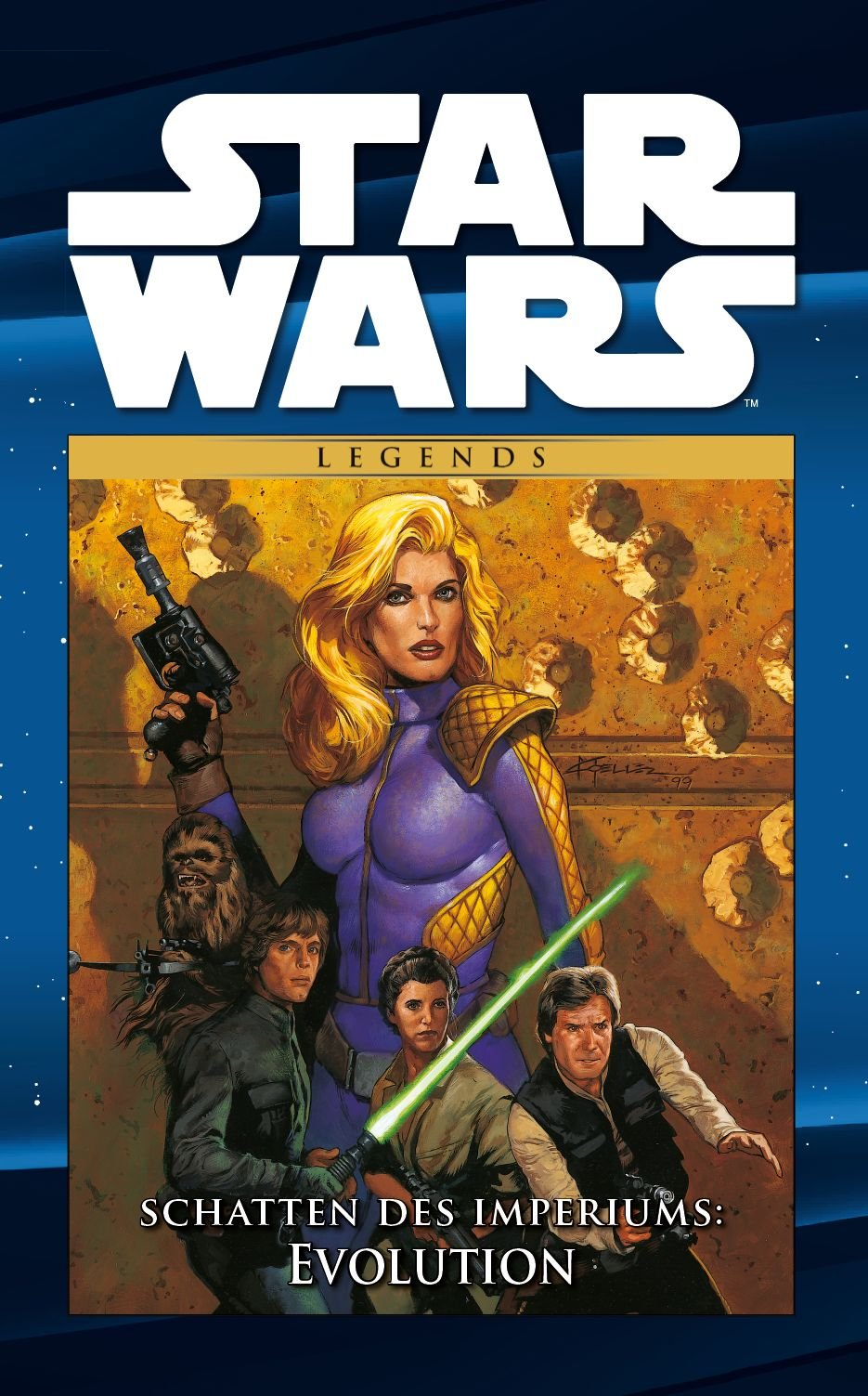 Star Wars Comic-Kollektion, Band 43: Schatten des Imperiums: Evolution (24.04.2018)