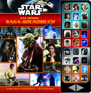 """<a href=""""/datenbank/literatur/das-grosse-saga-soundbuch-9781503728592/""""><em>Star Wars: Das große Saga-Soundbuch</em></a> (20.11.2017)"""