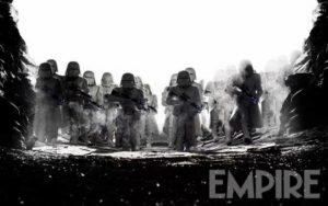 Schneetruppler aus dem Empire-Magazin