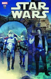 Star Wars #38 (Rod Reis Jesse James Comics Variant Cover) (08.11.2017)