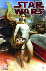 Star Wars #40 (Adi Granov Unknown Comic Books Variant Cover) (13.12.2017)