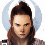 """Star Wars #41 (Rod Reis Galactic Icon """"Rey"""" Variant Cover) (03.01.2018)"""