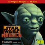 Star Wars Rebels Folge 15: Eis und Ehre / Verborgene Dunkelheit (13.10.2017)