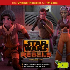 Star Wars Rebels Folge 16: Der vergessene Droide / Kampf um die Basis (13.10.2017)