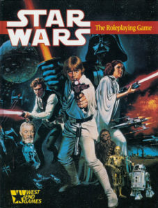 Star Wars: The Roleplaying Game (Oktober 1987)