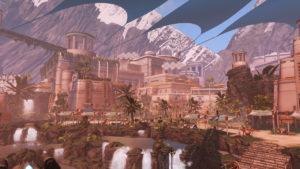 Copero, der neue Planet aus The OLd Republic