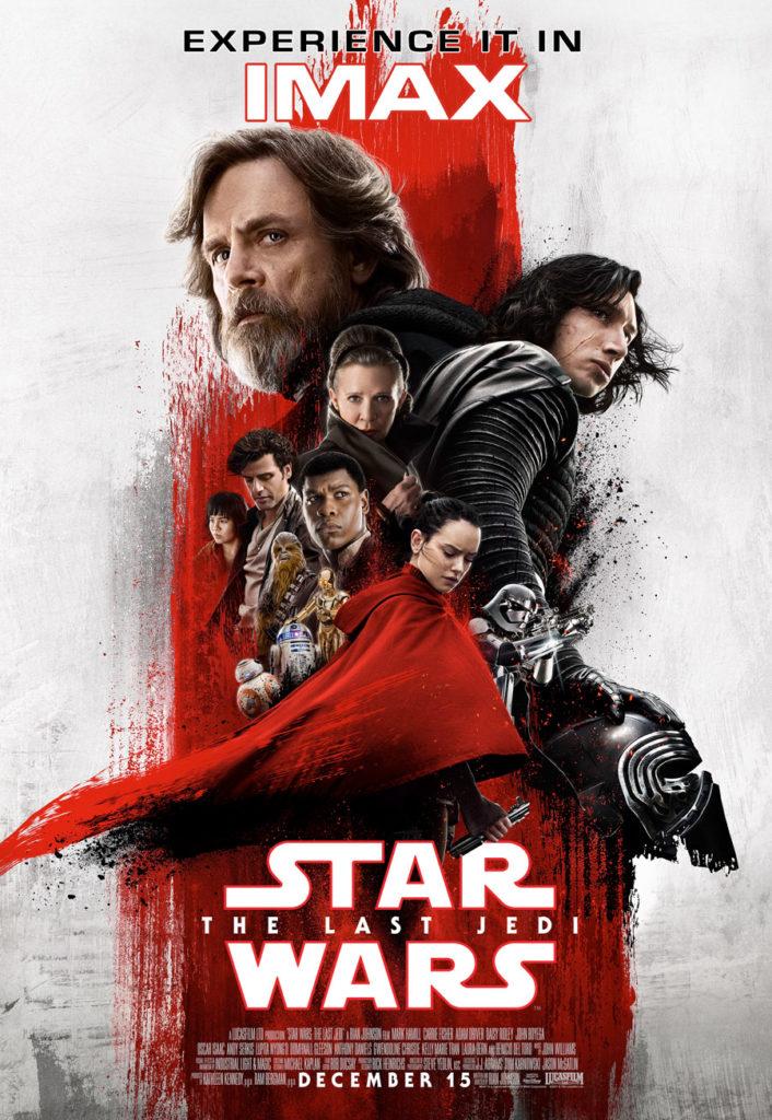 Star Wars: Die letzten Jedi - IMAX-Poster