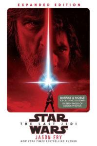Star Wars: The Last Jedi (Barnes & Noble Exclusive Edition) (06.03.2018)