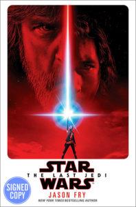 Star Wars: The Last Jedi (Autographed Edition) (06.03.2018)