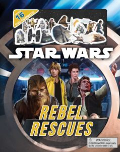 Rebel Rescues - Magnetic Fun on Every Page (09.10.2018)