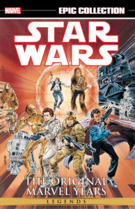 Star Wars Legends Epic Collection: The Original Marvel Years Volume 3 (31.07.2018)