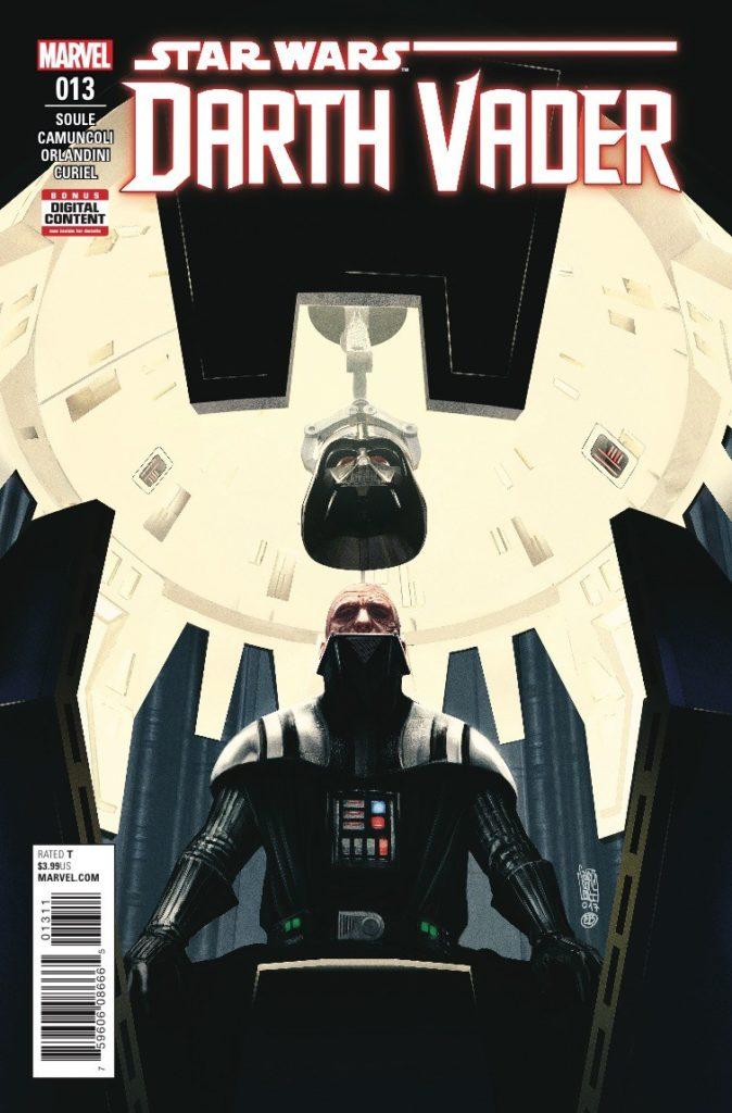 Darth Vader #13 (14.03.2018)
