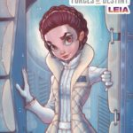 Forces of Destiny - Leia (Chrissie Zullo The Hall of Comics Variant Cover) (03.01.2018)