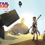 Star Wars Adventures: Forces of Destiny - Rey (Animation Variant Cover) (10.01.2018)