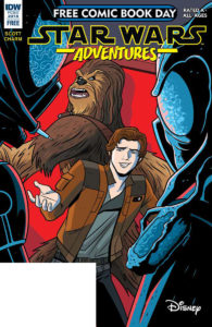 Star Wars Adventures (Free Comic Book Day 2018) (05.05.2018)