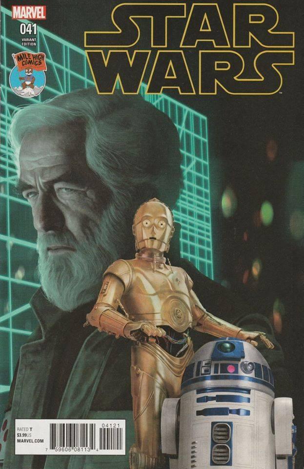 Star Wars #41 (Rahzzah Mile High Comics Variant Cover) (03.01.2018)