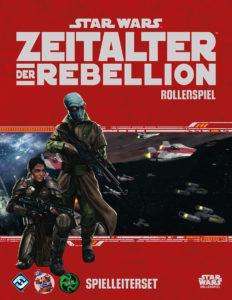 Zeitalter der Rebellion: Spielleiterset (09.08.2017)