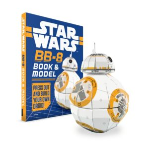 BB-8 - Book and Model (01.11.2018)