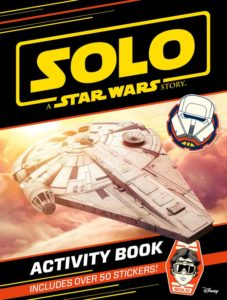 Star Wars: Solo: Activity Book with Stickers (25.05.2018)