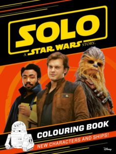 Star Wars: Solo: Colouring Book (25.05.2018)