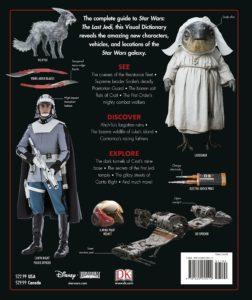 Star Wars: The Last Jedi: Visual Dictionary