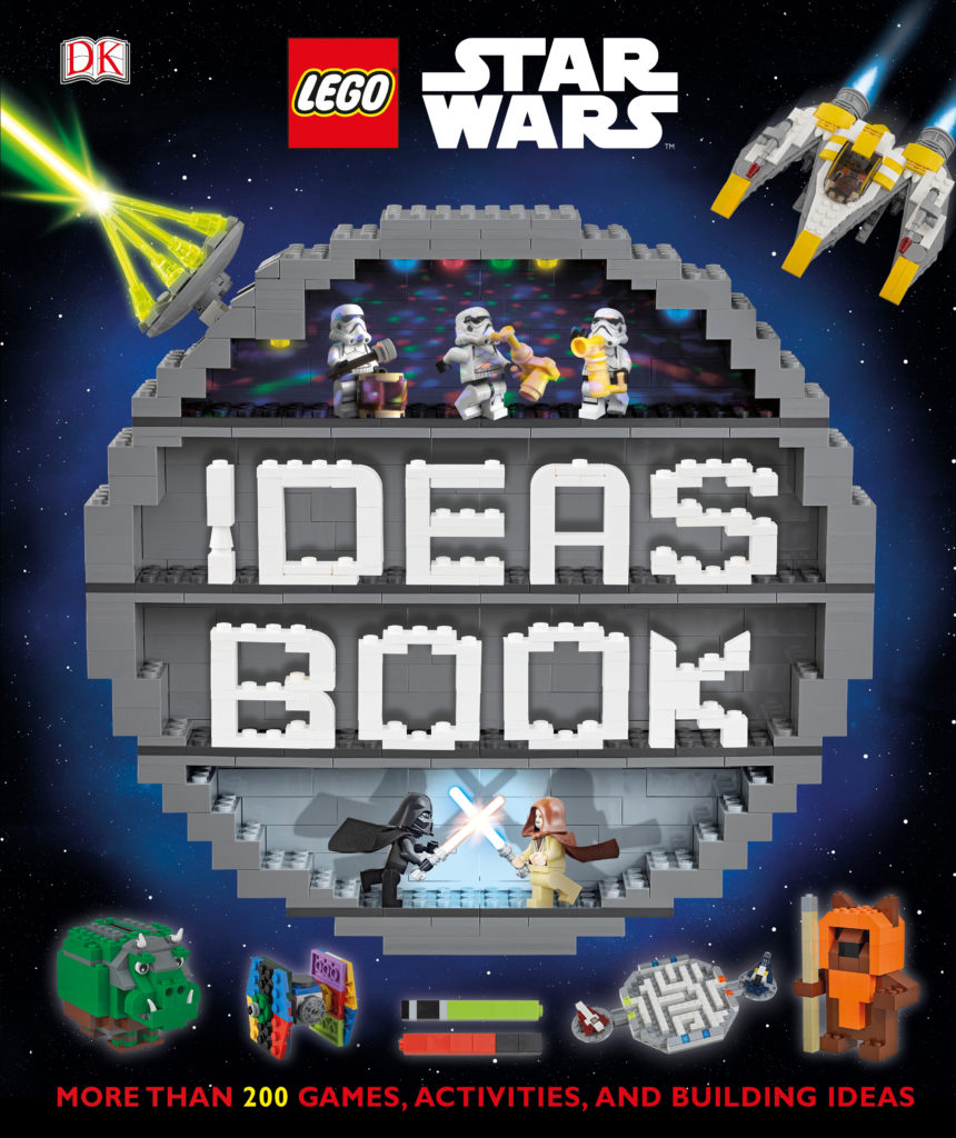LEGO Star Wars Ideas Book (04.09.2018)