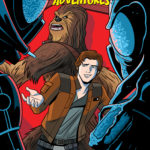 Star Wars Adventures Volume 4: Smuggler's Blues (30.10.2018)