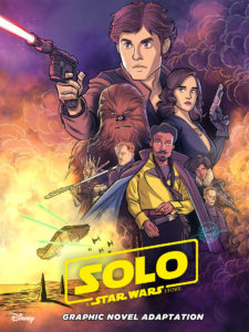 Solo: A Star Wars Story - Graphic Novel Adaptation (22.01.2019)