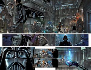 Darth Vader #11 - Vorschauseite 1