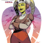Forces of Destiny - Hera (Cover B by Elsa Charretier) (17.01.2018)