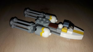 LEGO Star Wars Magazin #30 - Y-Wing - Set