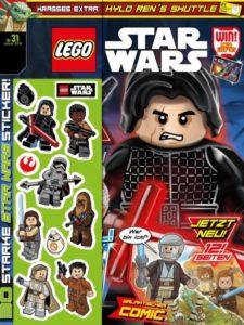 LEGO Star Wars Magazin #31 (23.12.2017)