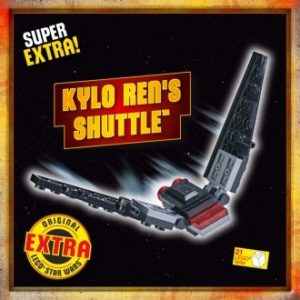 LEGO Star Wars Magazin #31 - Vorschau Extra