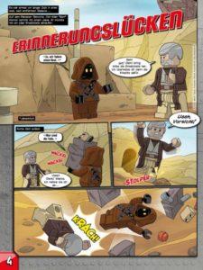 LEGO Star Wars Magazin #31 - Vorschau Seite 4