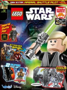 LEGO Star Wars Magazin #32 (20.01.2018)