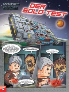 LEGO Star Wars Magazin #32 - Vorschau Seite 4