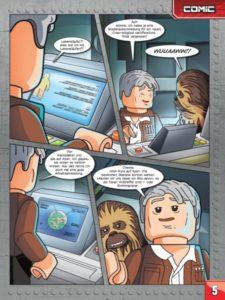 LEGO Star Wars Magazin #32 - Vorschau Seite 5