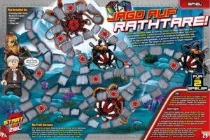 LEGO Star Wars Magazin #32 - Vorschau Seiten 24 und 25